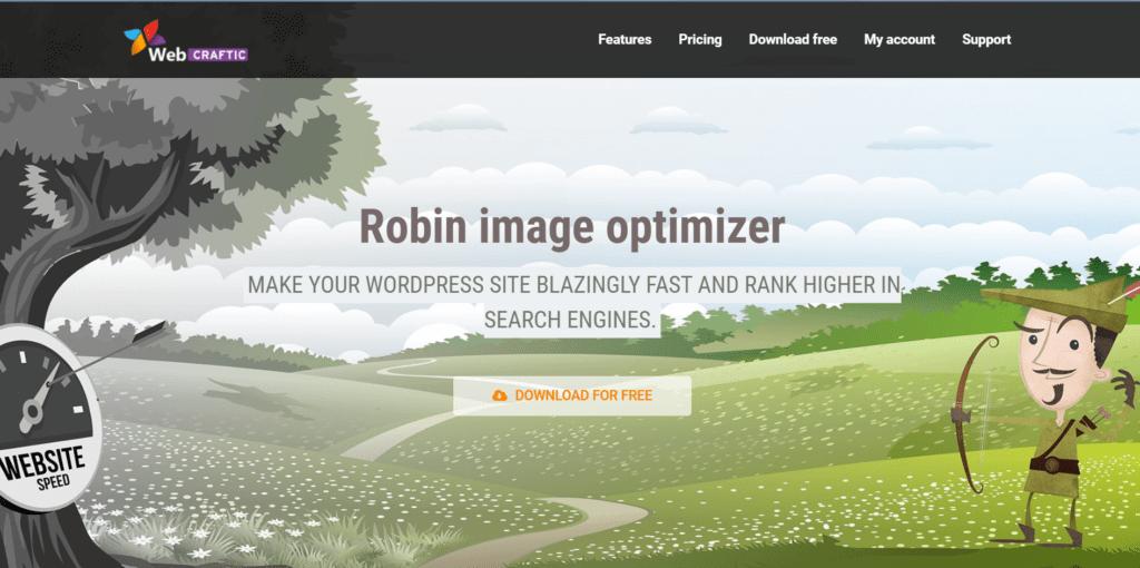 плагин оптимизации изображений