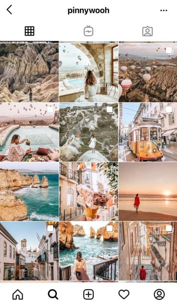 Оформление Инстаграм: фильтры и обработка фото