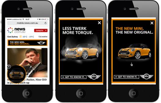 Форматы объявлений на примере рекламных сетей