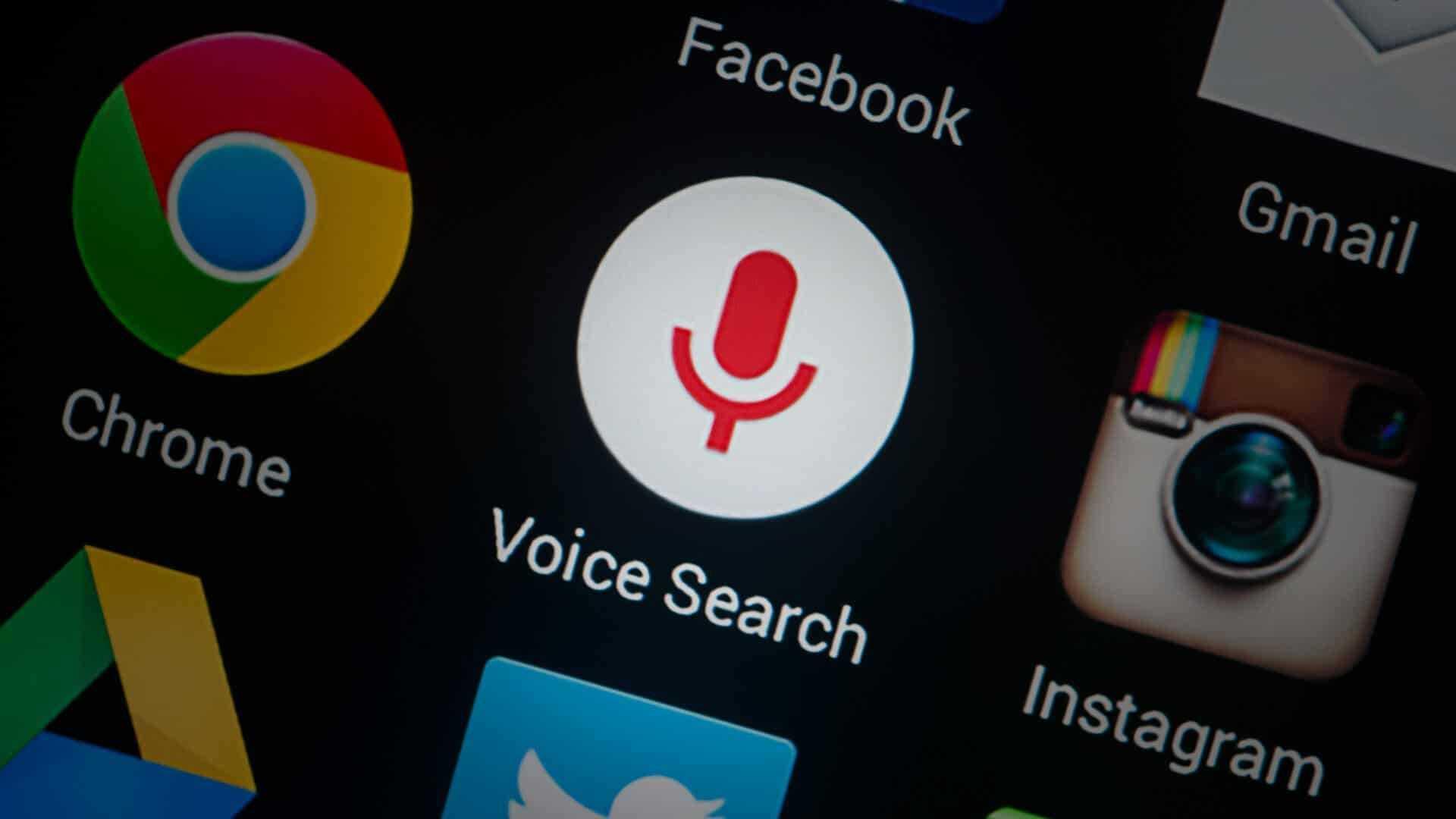 Голосовой поиск - ближайшие перспективы и внедрение