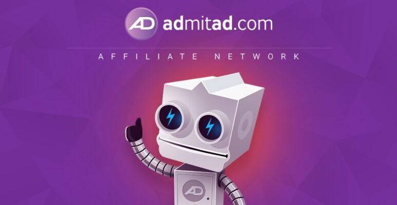 Admitad: обзор партнерки и как зарабатывать