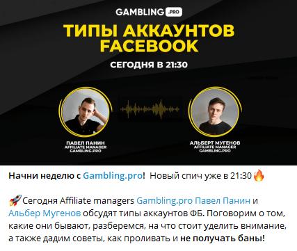 Интервью с Максимом Будариным из Gambling.pro: PWA-приложения, рост на 20 000 вебмастеров и вертикаль на 2022 год